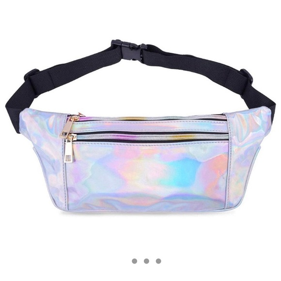 f724781bf310 Holographic Fanny Pack